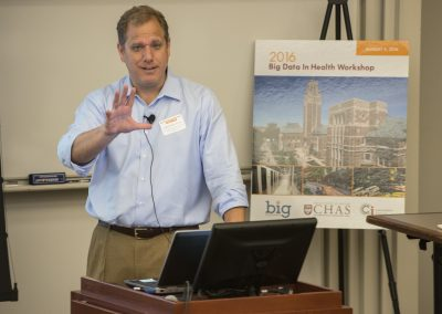 Big Data in Health Workshop