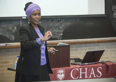 Michael M. Davis Lectures (2015-2016)