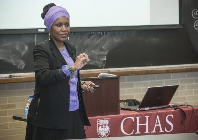 Michael M. Davis Lecture Series (Fall 2015/Spring 2016): Ruth Thompson-Miller, PhD