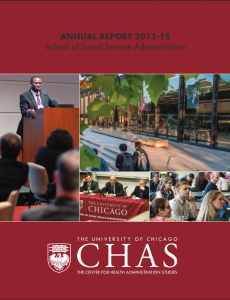 2013-15 CHAS Annual Report
