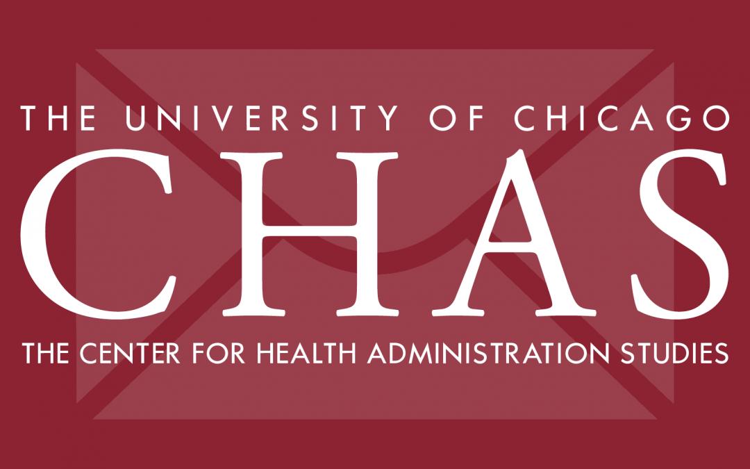 CHAS eNews: October 2017