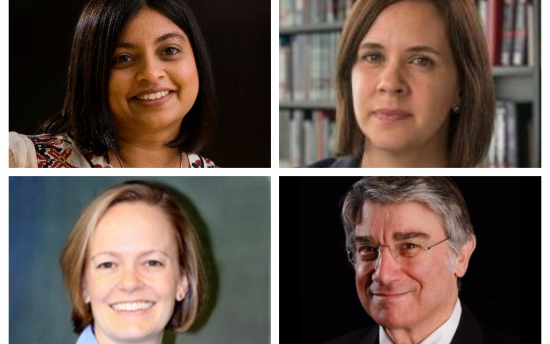 CHAS Welcomes Four New Fellows