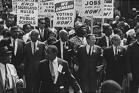 Fifty Years After Civil Rights Act, Healthcare Remains Separate and Unequal