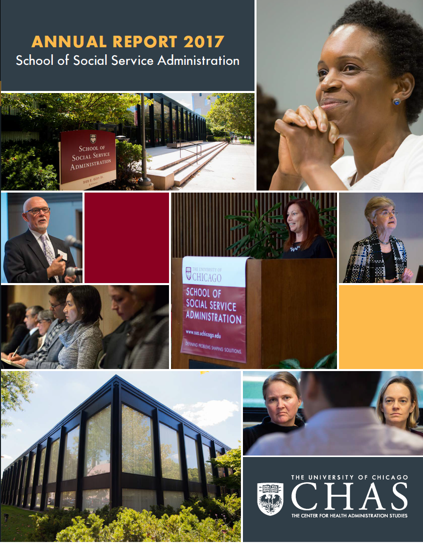 2016 CHAS Annual Report