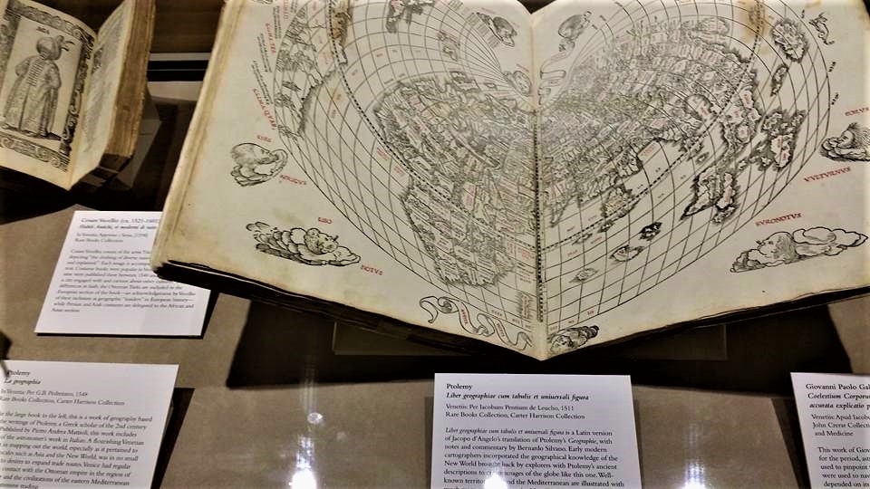 Rare Books Exhibit: Tensions in Renaissance Cities