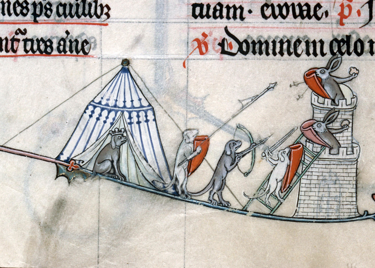 Summer volume of the Breviary of Renaud, Metz ca. 1302-1305 (Verdun, Bibliothèque municipale, ms. 107, fol. 137v)