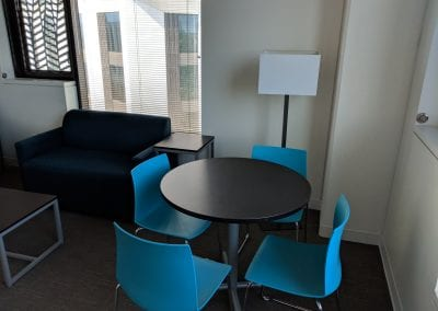 Campus North Apartment Kitchen Table