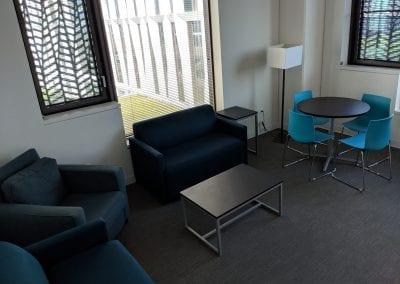 Campus North Apartment Living Room