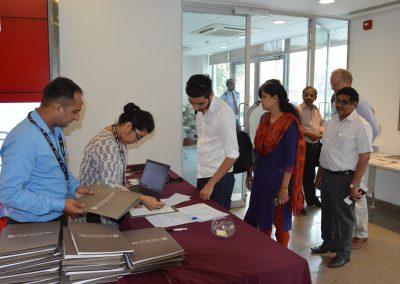 Meeting at UC-Delhi