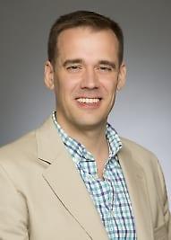 Photo of Professor Eric Schelter
