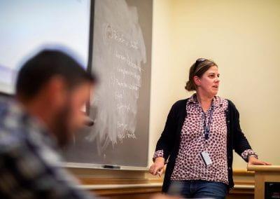 Karen Detlefsen - Ethics Bowl ABCS class