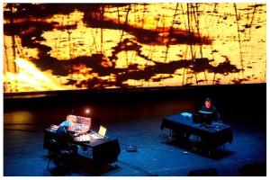 Morton Subotnick & Lillevan @ Moogfest 2012
