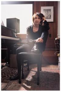 Ciani at piano 📷 Eric Ruby