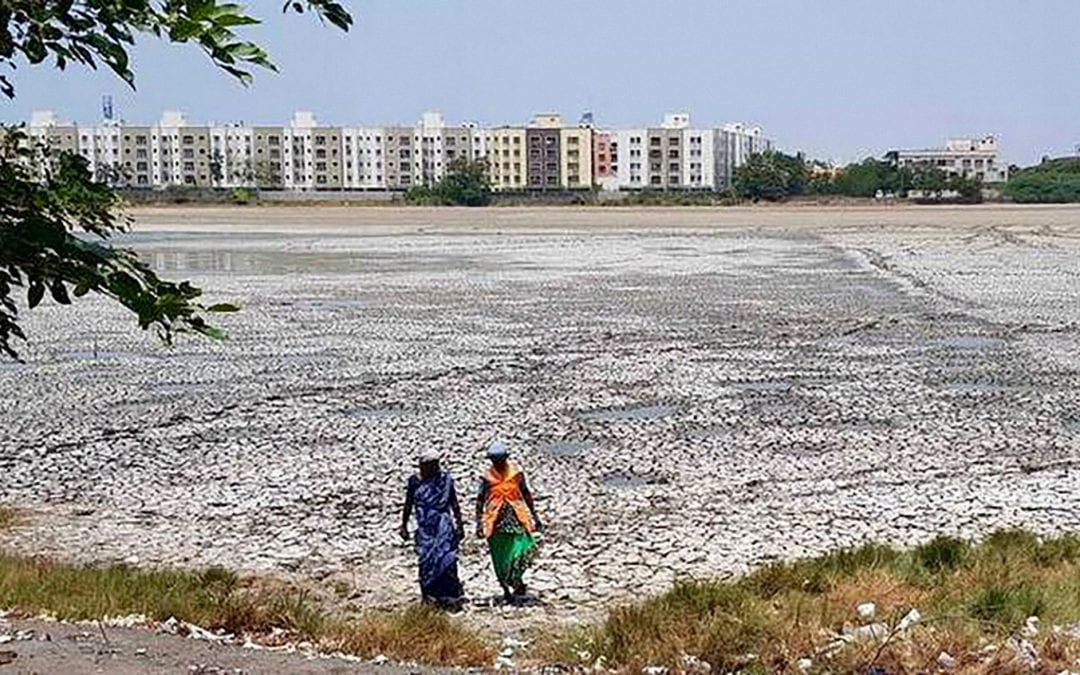 Climate change is not the only reason to blame for India's Chennai water crisis