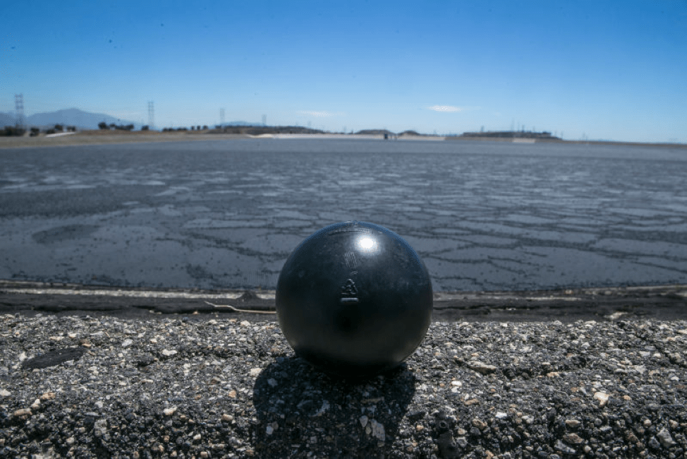 WILL THE SHADE BALLS PROTECT OUR DRINKING WATER?