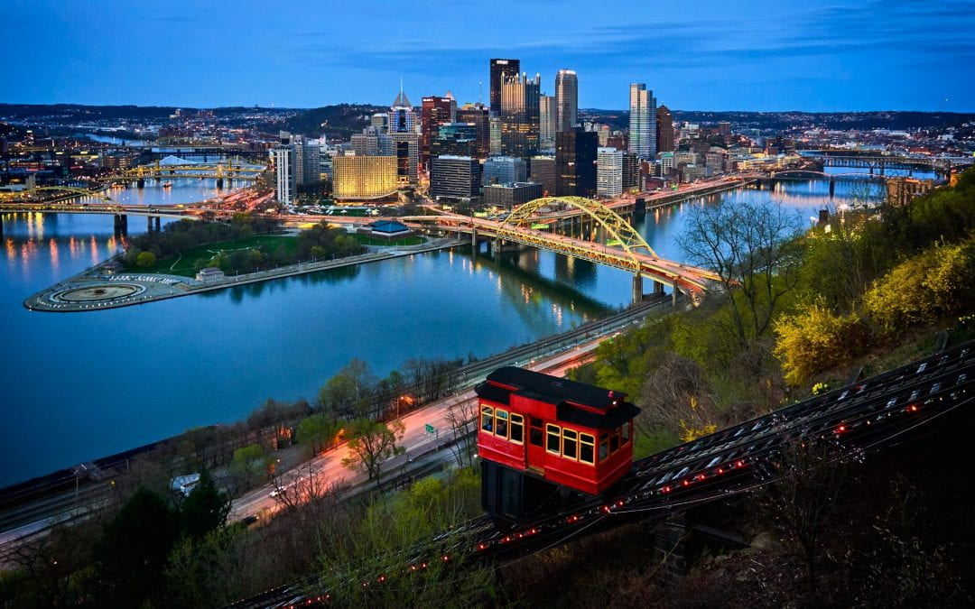 Accelerating Transformational Change in Pittsburgh's Three Rivers