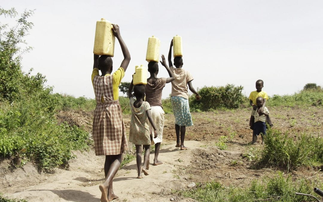 "Water as a Human Right:   A ""Last Mile"" Problem?  Or a ""First Mile"" Problem?"