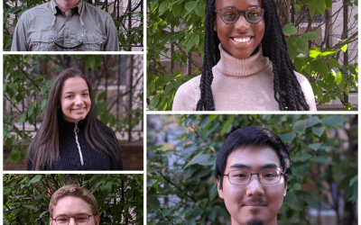 Congratulations 2019 Undergraduate Grant Recipients