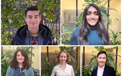 Congratulations 2019 MES/MSAG Grant Recipients