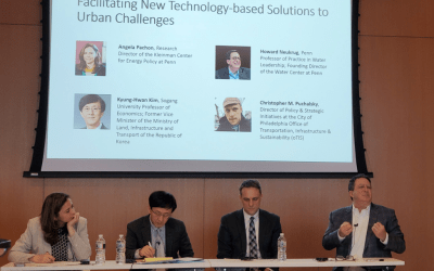 Facilitating New Technology Based Solutions to Urban Water Challenges