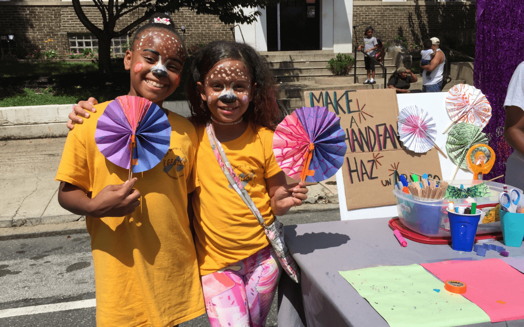 Cool Collaborations Go Beyond Green: The Practitioners' View on Planning, Partnerships & Public Engagement in One of Philly's Hottest Neighborhoods