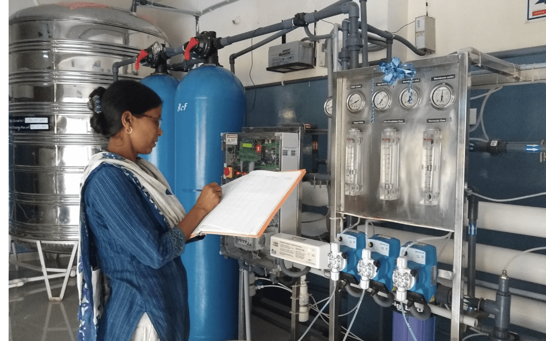 The American Bazar-A personal look at safe water access and gender equity in India