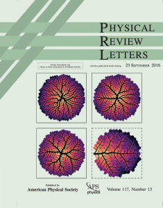 Cover of PRL