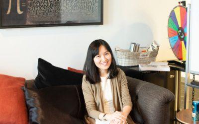 Yanmin Lee, C'07, WG'14