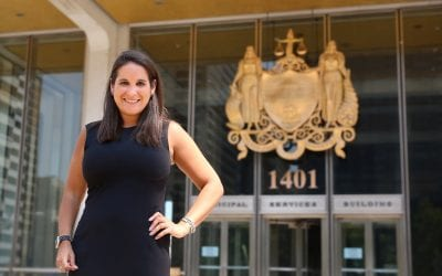 Julie Wertheimer, C'07, G'10, WG'18