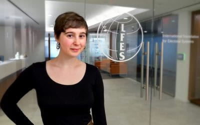 Rebecca Aaberg, C'10