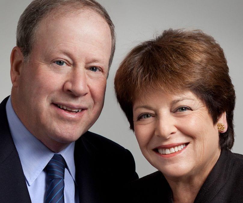 David M. Silfen, C'66, and Lyn Silfen