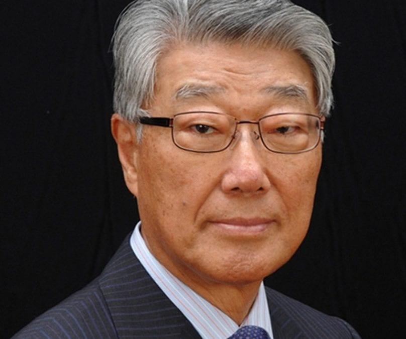 James Joo-Jin Kim, W'59, G'61, GR'63