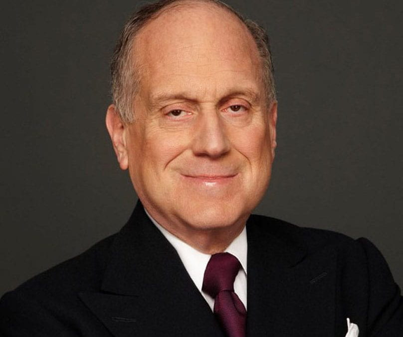 The Honorable Ronald S. Lauder, W'65