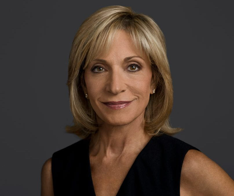 Andrea Mitchell, CW'67