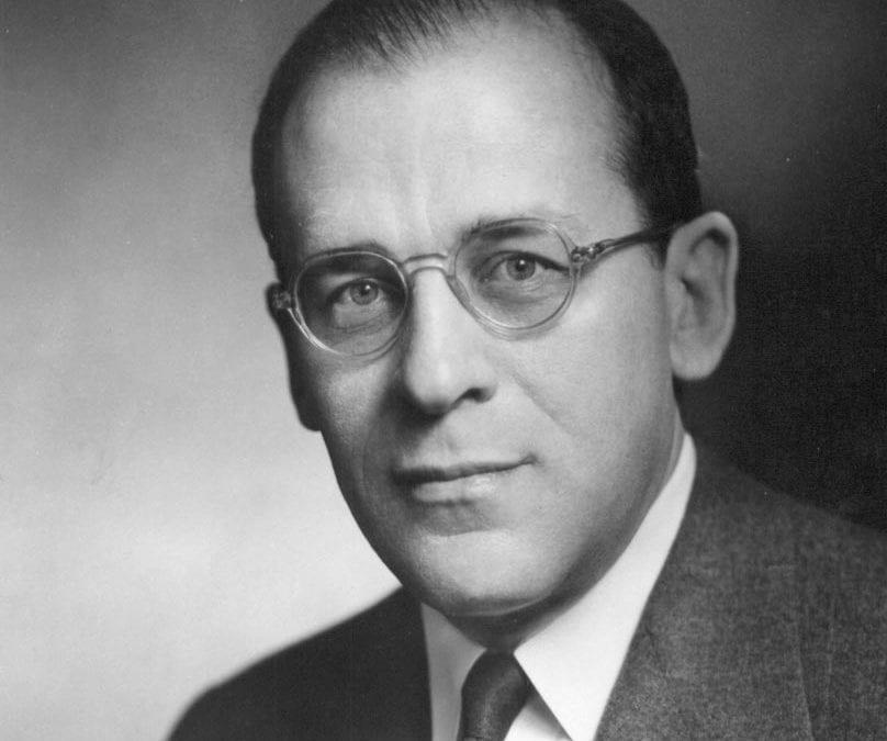 Bernard G. Segal, C'28, L'31, HON'69, and Geraldine R. Segal, ED'30, GR'78