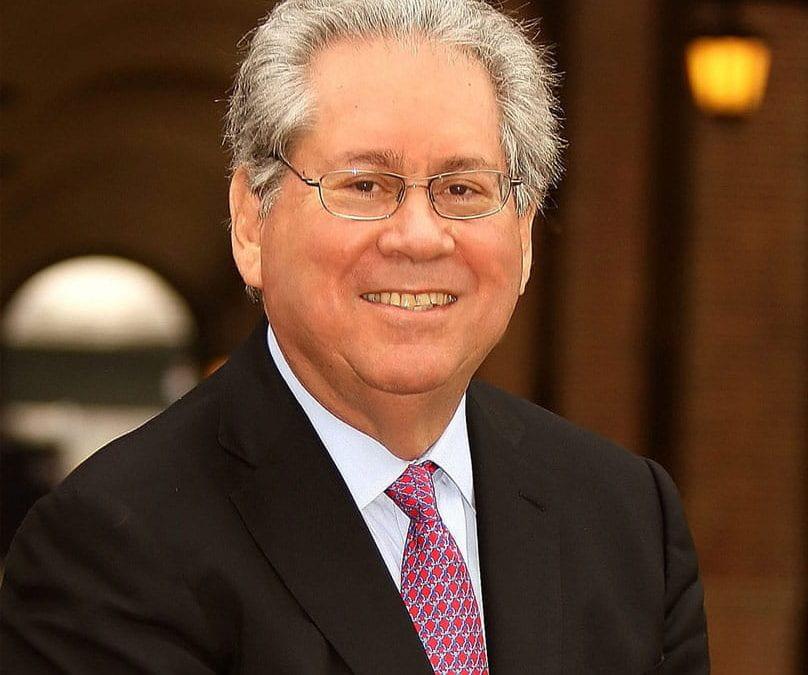 George A. Weiss, W'65, HON'14