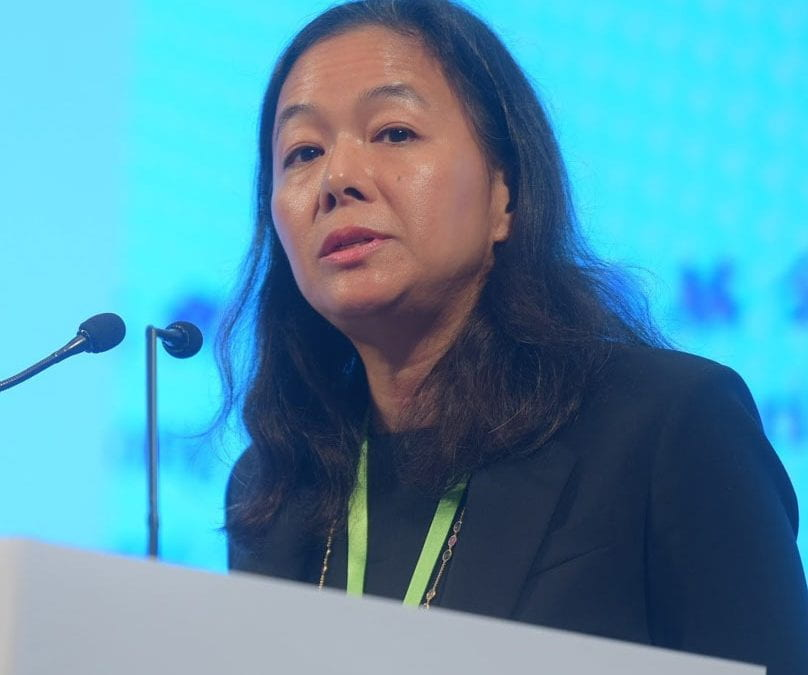 Nancy Yang, W'92