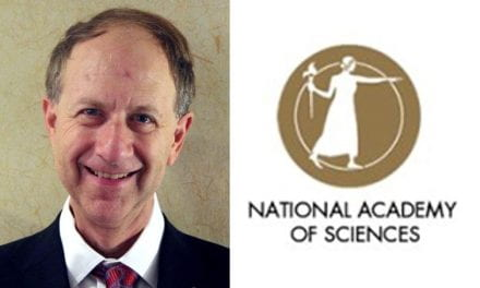Dr Jonathan Sessler has been elected to the National Academy of Sciences!