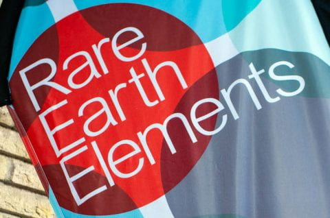 Rare Earths Elements banner
