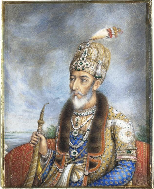 Shahanshah Bahadur Shah Zafar, Padshah-e-Ghazi