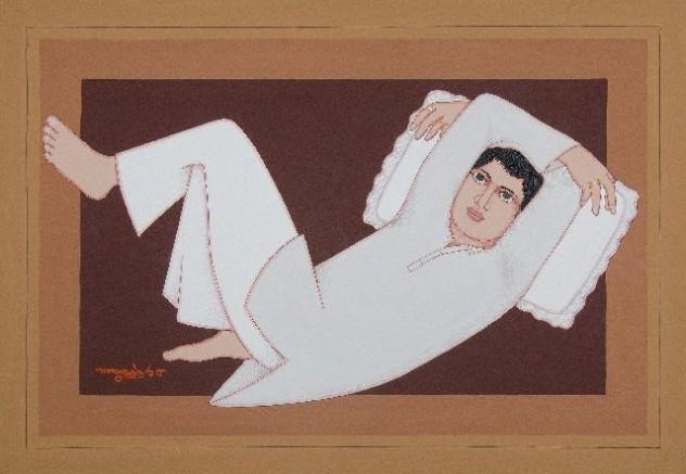 lalu-prasad-shaw-babu-resting