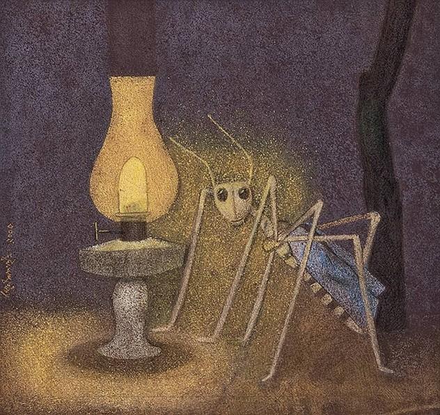 pyne-lamp