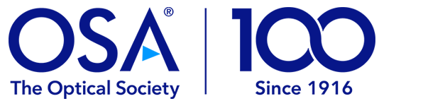 The Optical Society Logo