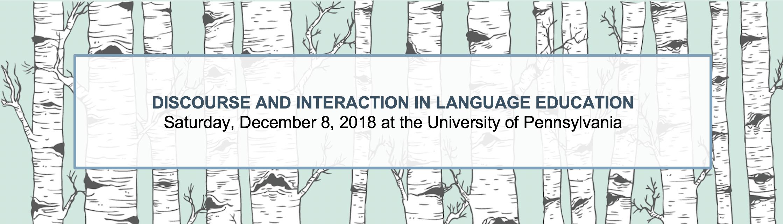 Language Educator Symposium