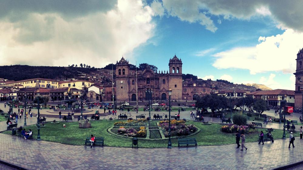 Cusco_Andean_proseminar
