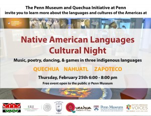 Native Language Night