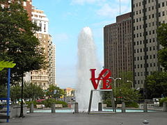 Picture of Love Park