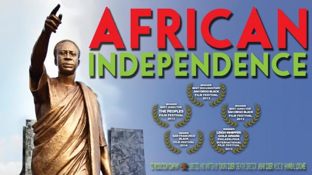 african independence film's awards