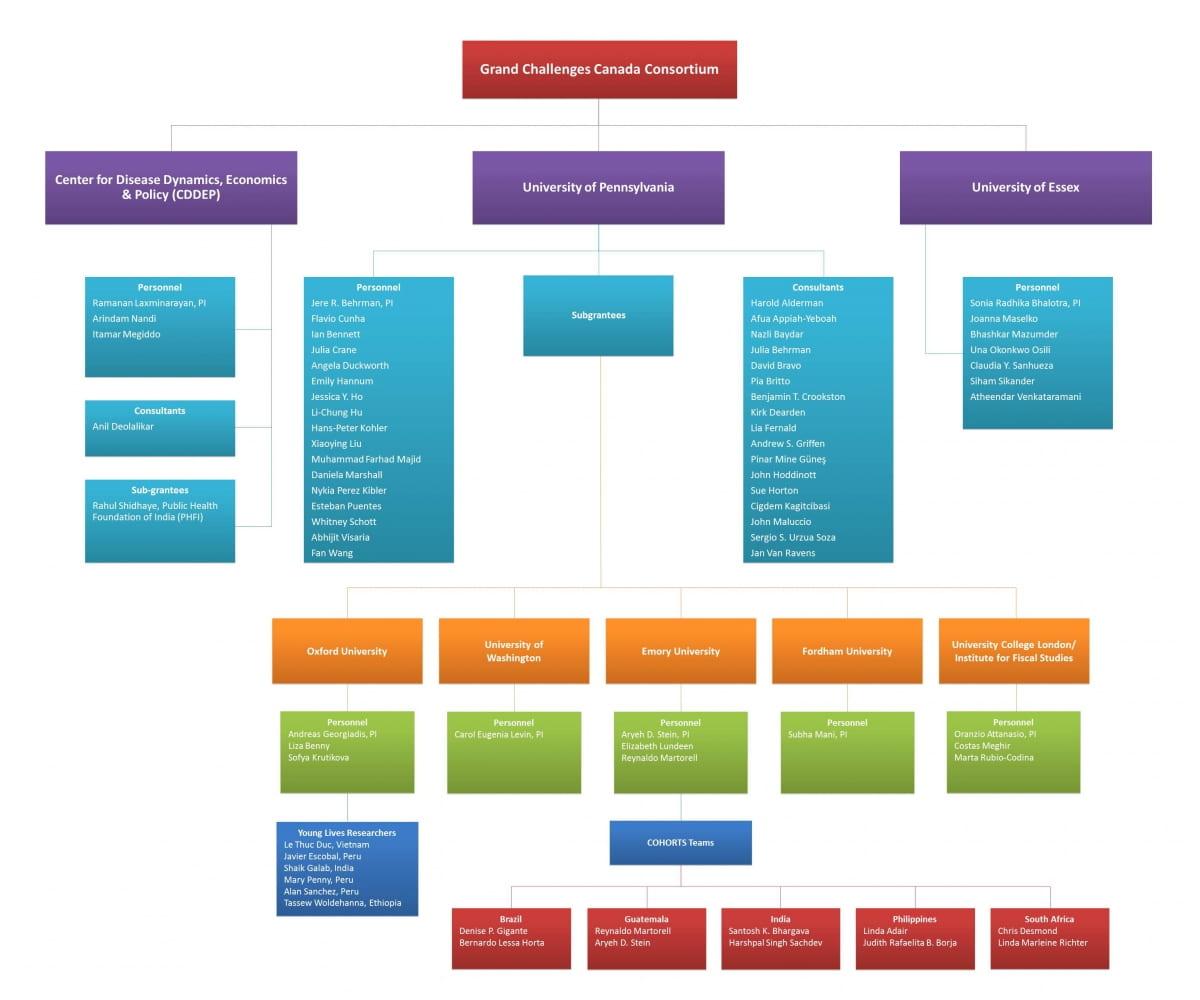 GCC Org Chart