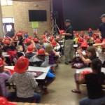 W.O. Firemen speak to 2nd graders
